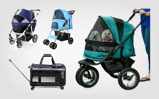 9 Best Dog Strollers in 2019