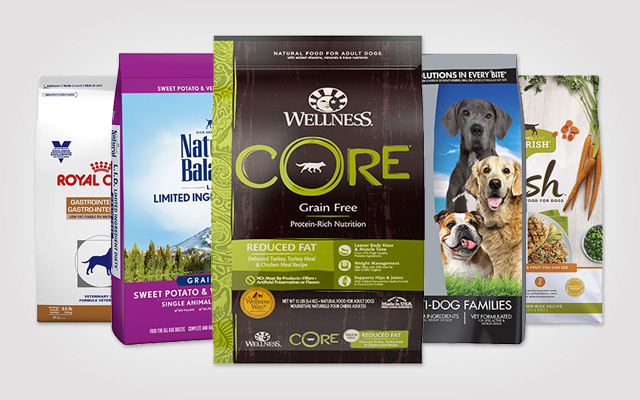 Top 9 Picks of Low Fat Dog Food and Low Protein Dog Food