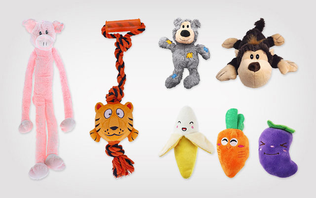 Top 7 Plush Dog Toys in 2019 – Keep Your Canine Friends Stay Warm in This Winter