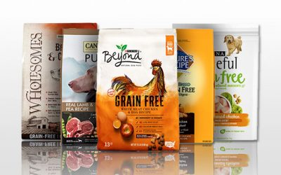 Best Grain Free Dog Foods in 2019