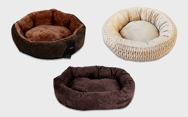10 Best Round Dog Beds in 2019 – Your Canine Friends Will Love