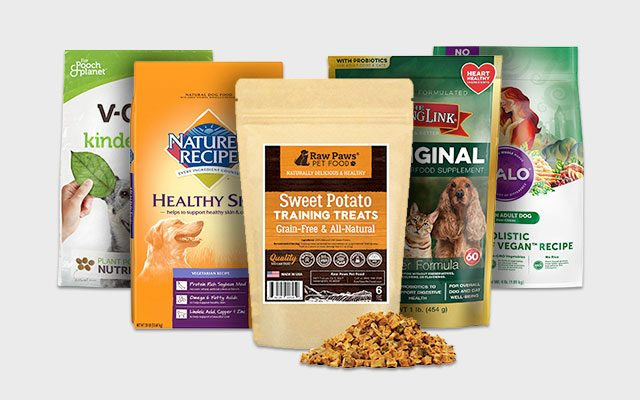 Best Vegetarian Dog Food in 2019